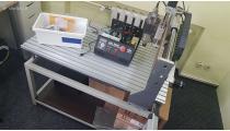 CNC staklės 900x600, 2.2kw